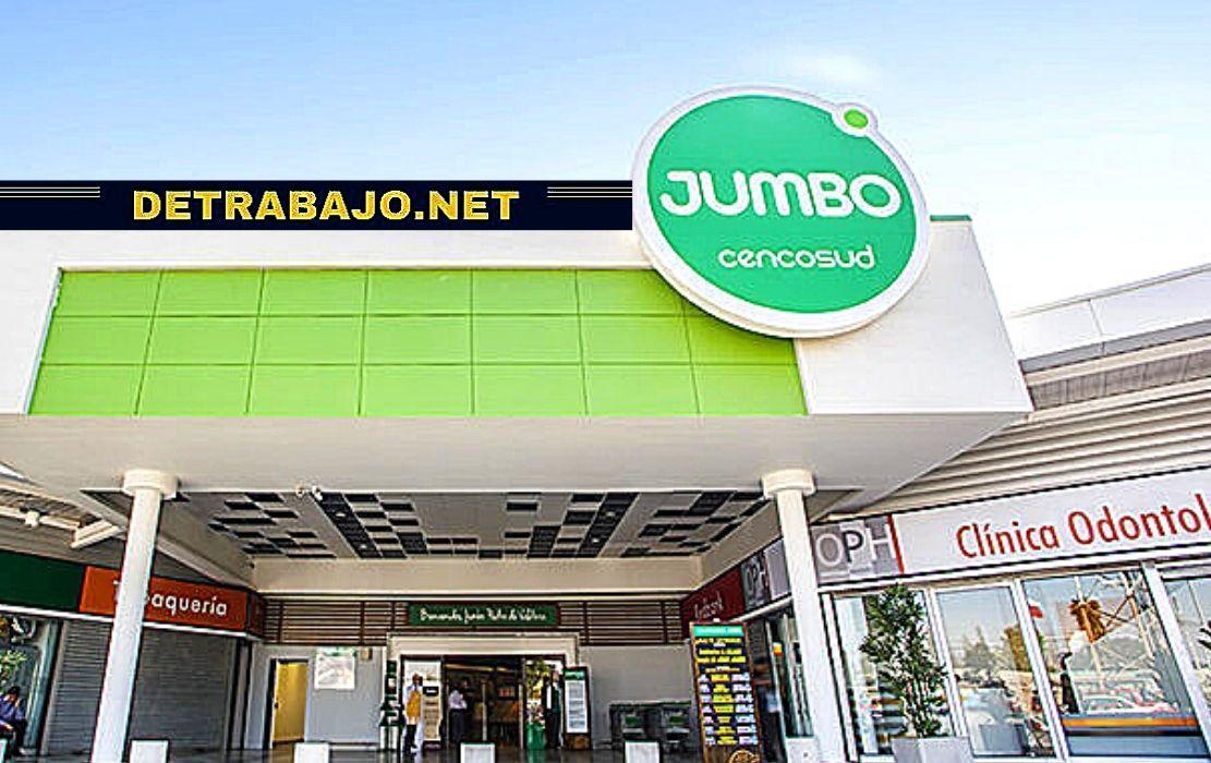 ᐈ Ofertas de Trabajo en JUMBO - 100 vacantes hoy