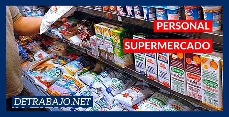Personal para realizar relevamiento de precios en SUPERMERCADOS
